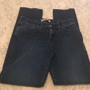 Levi's Perfect Waist/525 Bootcut jeans sz 6M